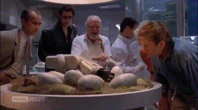 Enlace a No recuerdo que la escena de Jurassic Park fuese de esta forma
