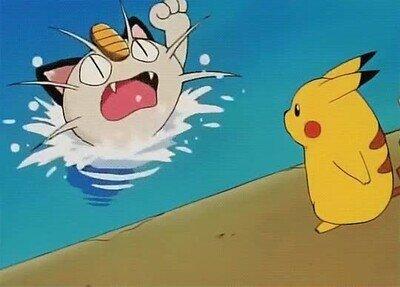 Enlace a Pikachu se ha vuelto bastante salvaje e insensible