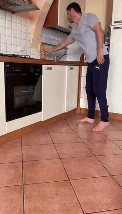 Enlace a Un truco para hacer gimnasia en casa