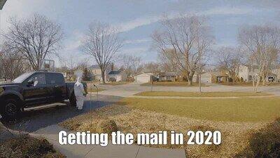 Enlace a Esto es lo que se siente al recibir un paquete en 2020