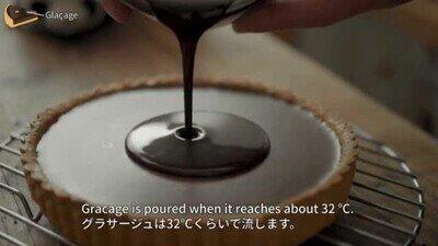 Enlace a Da gustito ver el chocolate llenando todo el recipiente
