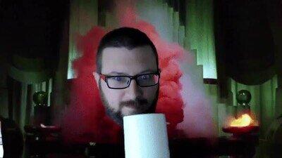 Enlace a La gente tiene ideas geniales para hacer alucinantes sus videollamadas