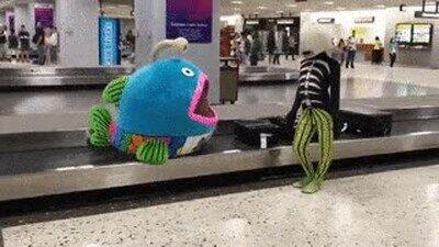 Enlace a Un equipaje como cualquier otro, claro que sí