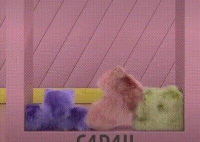 Enlace a Tetris peludo, genialmente atractivo