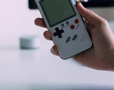 Enlace a Necesito esta funda Game Boy para iPhone