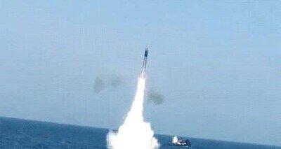 Enlace a Cómo se lanza un misil desde un submarino