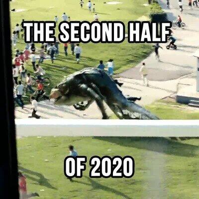Enlace a Se viene la segunda parte de 2020