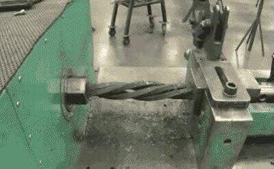 Cómo se hacen estas barandillas de hierro