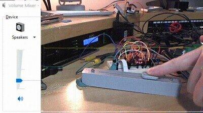 Enlace a Control de sonido mecánico