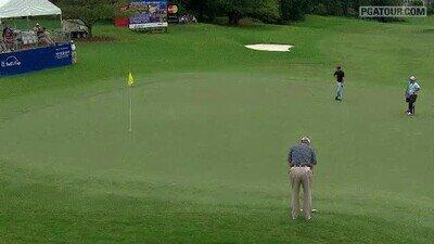 Enlace a El peor putt en la historia del golf