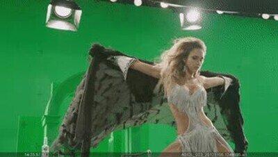Así se grabó el mítico baile de Jessica Alba en Sin City