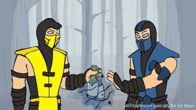 Enlace a Ventajas de ser un luchador de Mortal Kombat