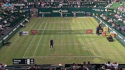 Enlace a ¿Partido de tenis o de fútbol?
