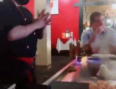 Enlace a Creo que el chef de este restaurante ha visto demasiados capítulos de Naruto