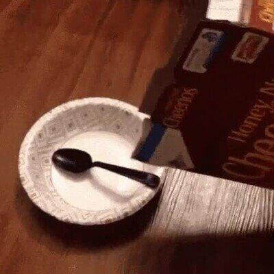 Enlace a No voy a volver a comprar cereales en la vida