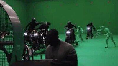 Enlace a Así se grabaron las escenas de moto en John Wick 3