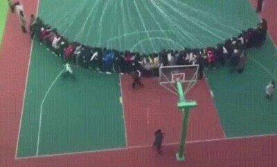 Saltar a la comba: nivel máximo
