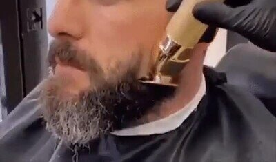 Enlace a Da gustito cuando tienes la barba larga y todo desaparece en apenas unos segundos