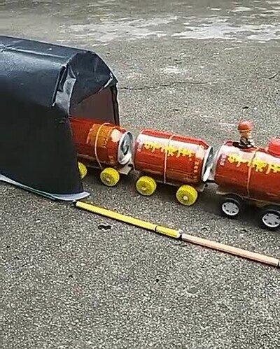 Enlace a El tren del reciclaje ha llegado a tu ciudad