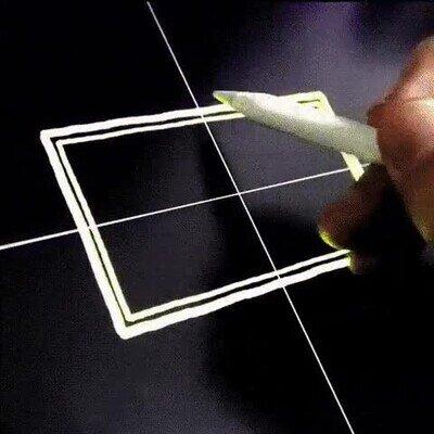 Enlace a Dibujando en perfecta simetria
