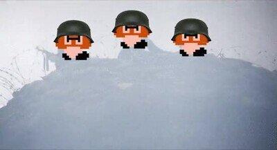 Enlace a Si Mario hubiese participado en la Segunda Guerra Mundial