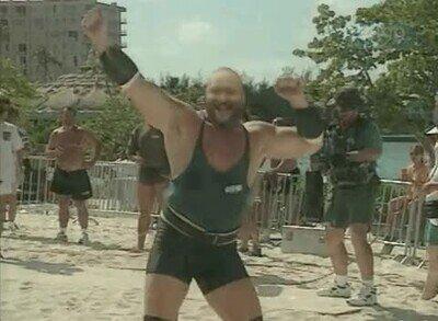 Enlace a Los musculitos cuando las autoridades volvieron a abrir los gimnasios