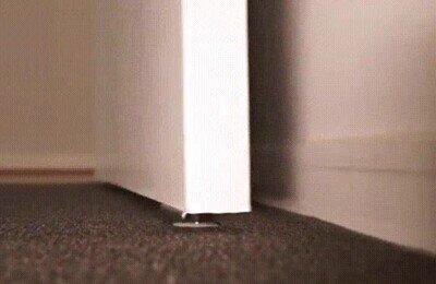 Enlace a Un tope magnético para la puerta