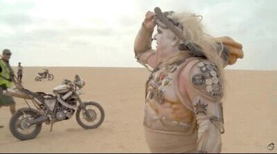 Enlace a Lo que pasó detras de las cámaras de la peli de Mad Max