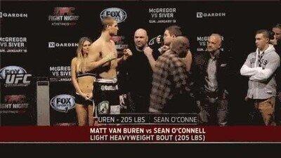 Enlace a Nunca has visto un combate tan duro en la UFC