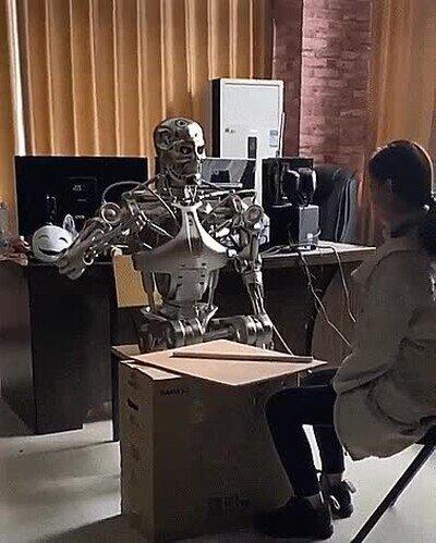 Enlace a La rebelión de las máquinas ha empezado