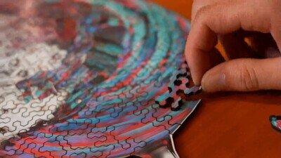 Enlace a Un puzzle puede ser lo más relajante del mundo