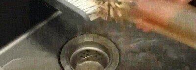 Enlace a Ideal para limpiar los cacharros de la cocina