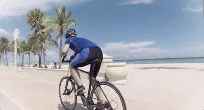 Enlace a Con este tipo de bicis se pillan velocidades sobrehumanas