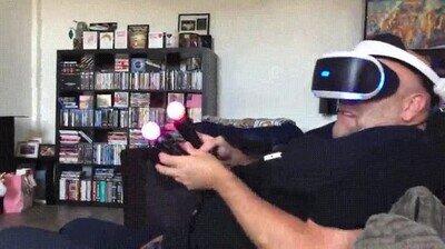 Enlace a Lo que se siente al jugar a un juego de miedo en Realidad Virtual
