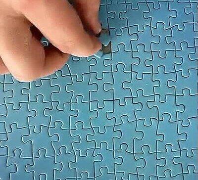 Enlace a Colocar la última pieza del puzzle da un gustito tremendo