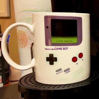 Enlace a La taza favorita de los fans oldschool de Nintendo