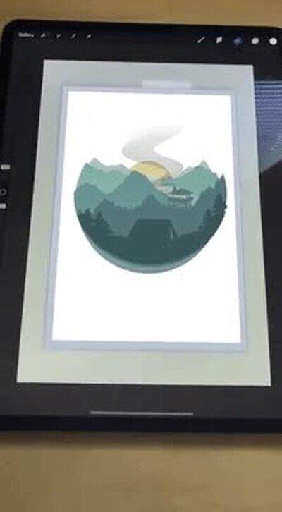 Enlace a La tecnología te permite crear representaciones 3D de tus dibujos