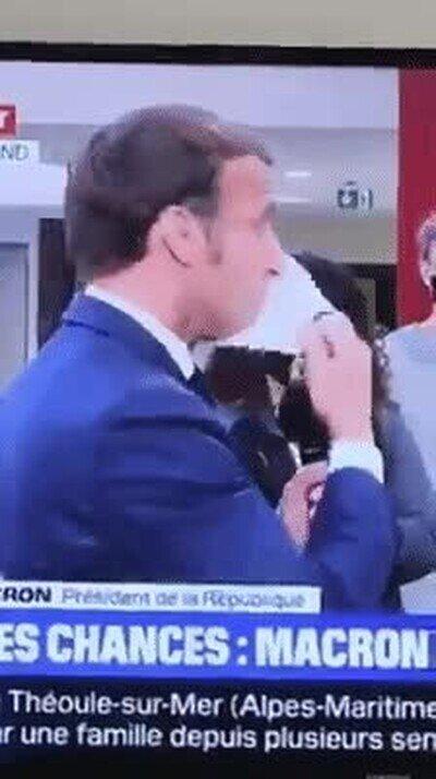 Enlace a Así no Macron, así no