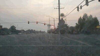 Enlace a Semáforos y sol, todos en verde