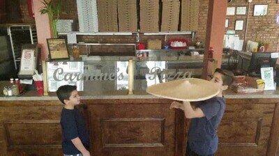 Enlace a Así trabajan los verdaderos genios de la pizza
