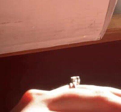 Enlace a Un anillo con el que además puedes jugar a hacer efectos de luz