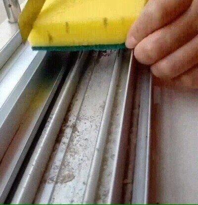 Enlace a Truco para limpiar las ventanas fácilmente