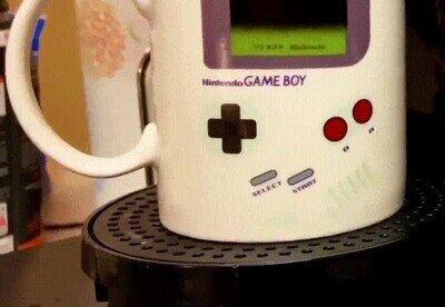 Enlace a Una taza que encantará a los más gamers