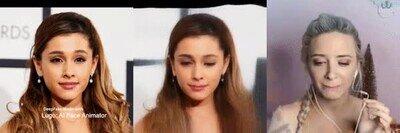 Enlace a La prueba de que hoy en día es muy fácil hacer un deep fake de Ariana Grande