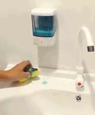 Enlace a Un ligero problema con el dispensador de jabón