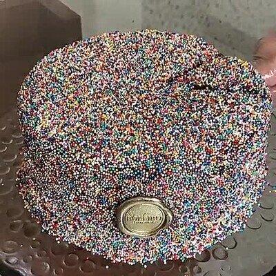 Enlace a Un pastel de chocolate que es pura fantasía