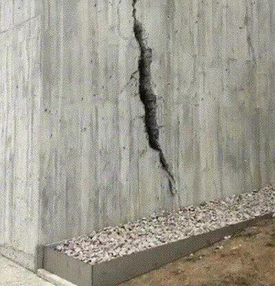 Enlace a Parece una grieta en la pared pero cuando te acercas alucinas