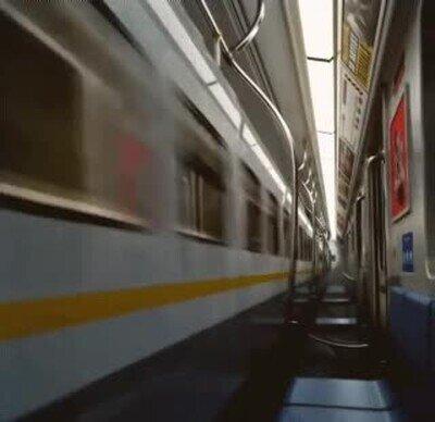 Enlace a Una de las cosas más locas que puedes ver en el interior de un metro