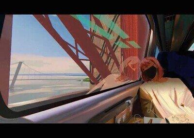 Enlace a Un viaje en tren puede ser algo muy bonito y relajante