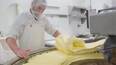 Enlace a Si algo hacen bien los franceses es la mantequilla